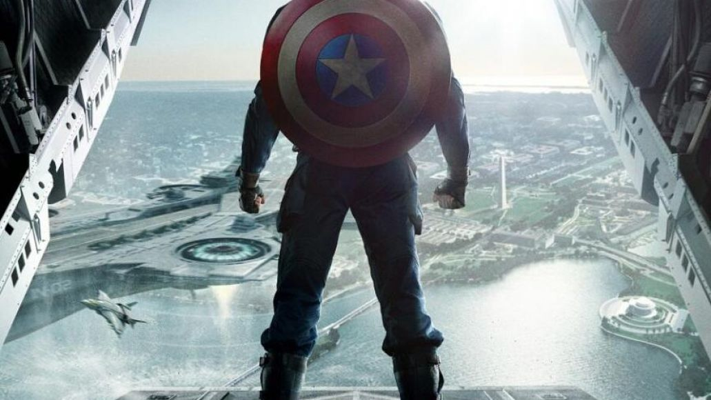 captain america winter soldier poster Ranking: Every Marvel Movie and TV Show from Worst to Best