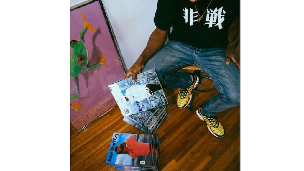 Frank Ocean - new album - 2015 Boys Don't Cry