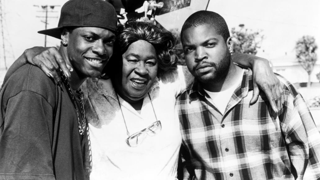 friday behind the scenes Friday Turns 20: An Afternoon with Ice Cube
