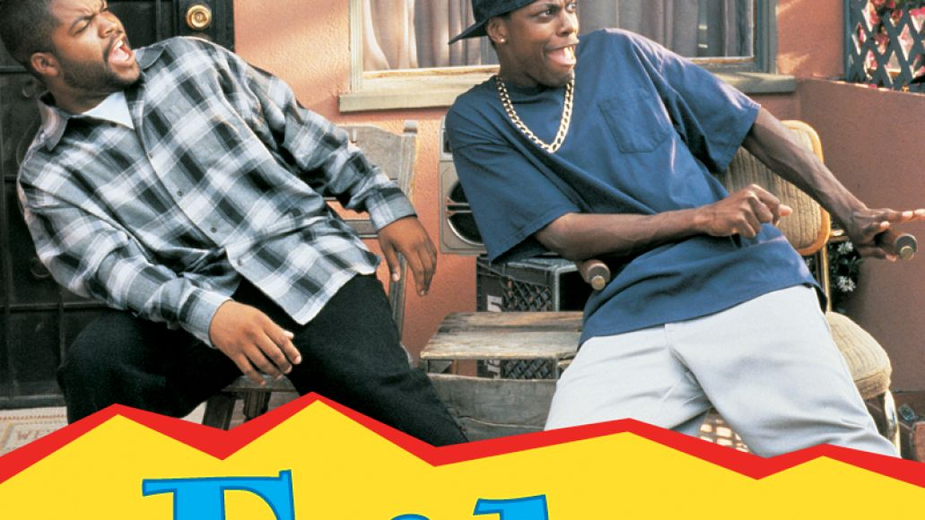 friday poster Friday Turns 20: An Afternoon with Ice Cube
