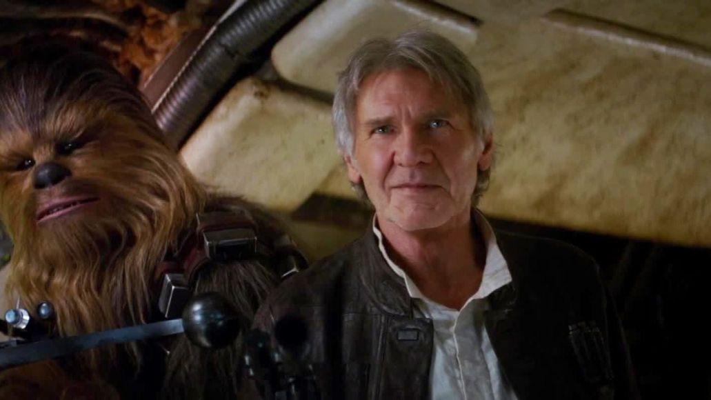 han solo Star Wars Celebration 2015: A Report