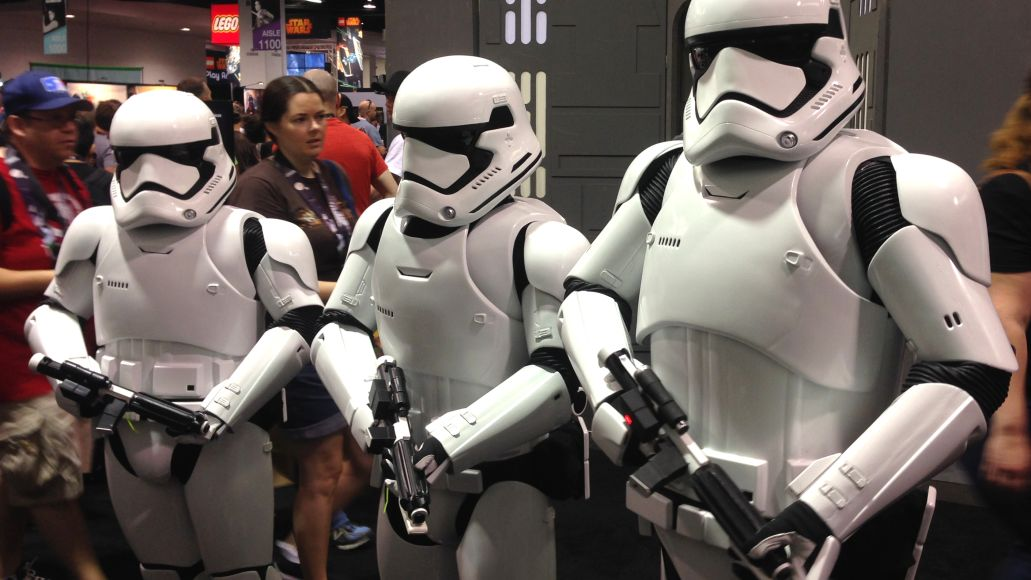 new storm troopers