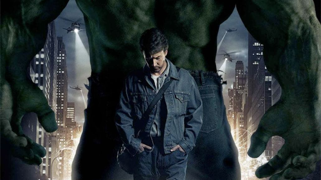 incredible hulk poster Ranking: Every Marvel Movie and TV Show from Worst to Best