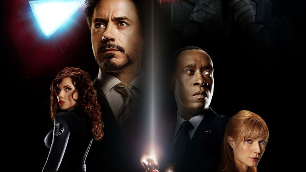 iron man 2 poster Ranking: Every Marvel Movie and TV Show from Worst to Best