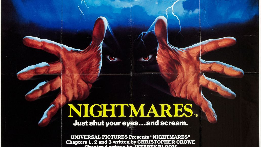 nightmares poster 02 A Brief History of the Modern Horror Movie Anthology