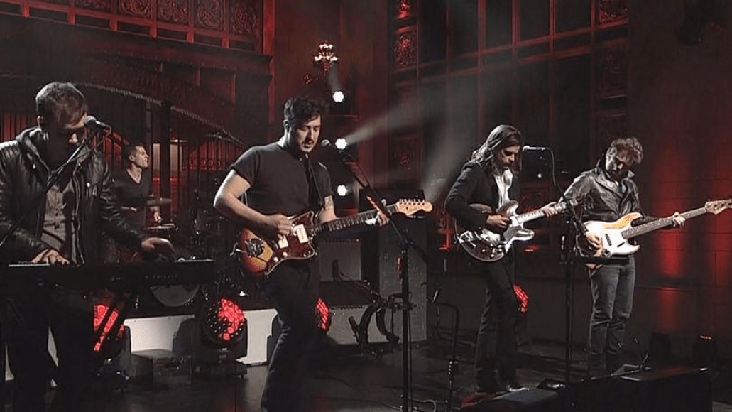 Mumford and Sons SNL