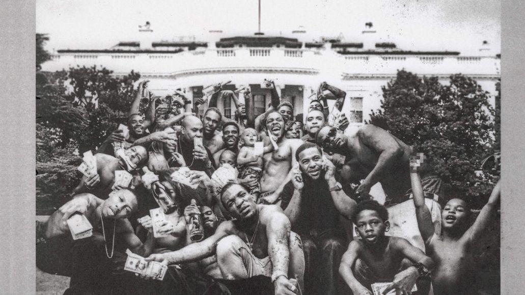 Kendrick Lamar full album title braille