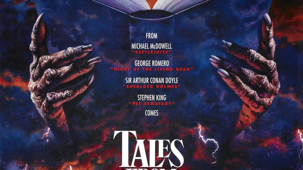 tales poster A Brief History of the Modern Horror Movie Anthology