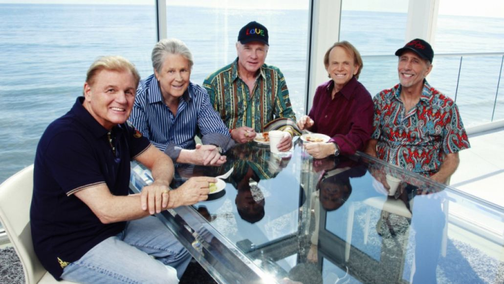 the beach boys e1428446248555 10 Bands Who Changed Their Name and Found Fame