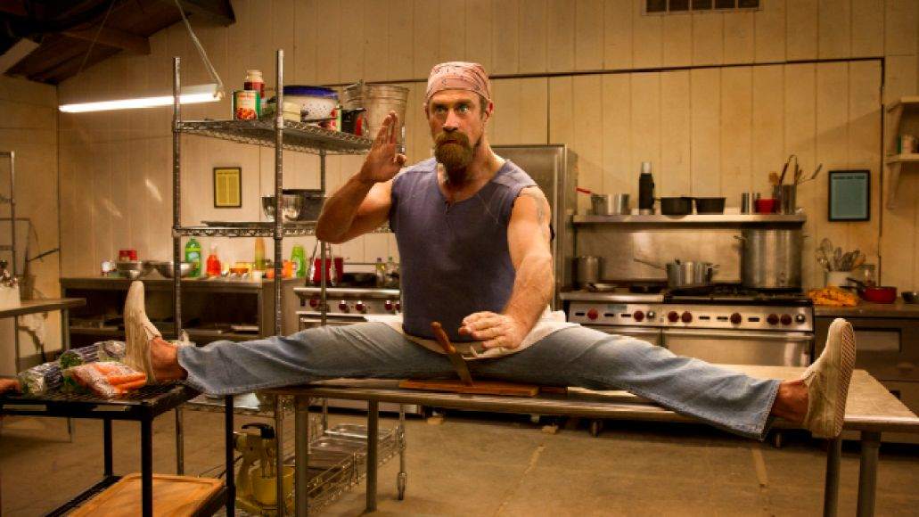 christopher meloni wet hot american summer Heres our first look at the Wet Hot American Summer prequel