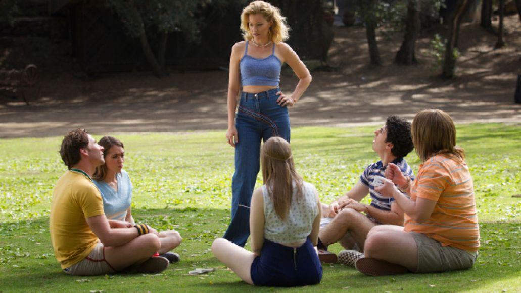 elizabeth banks wet hot american summer Heres our first look at the Wet Hot American Summer prequel