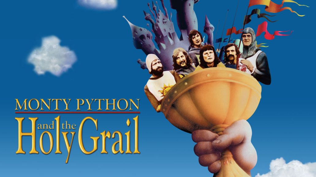 evnt54b702a73beee Tis a Silly Film: Monty Python and the Holy Grail at 40