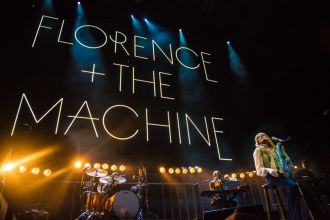 Florence + the Machine // Photo by Samantha Saturday