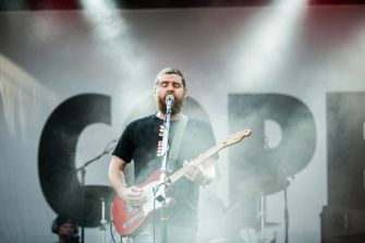 Manchester Orchestra // Photo by Carlo Cavaluzzi