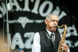 Preservation Hall Jazz Band // Photo by Carlo Cavaluzzi