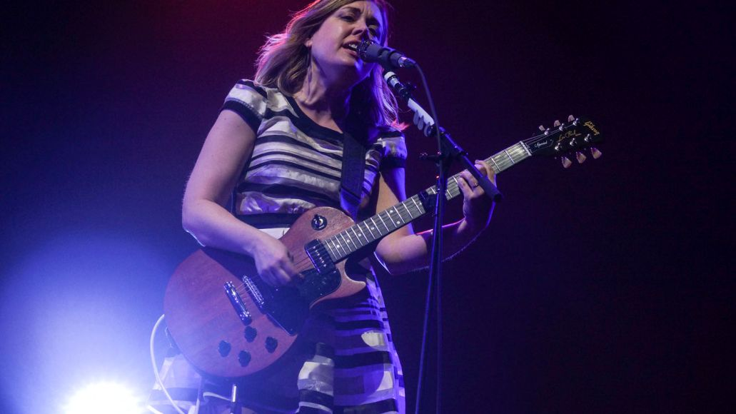 Sleater-Kinney // Photo by Lilay Cai