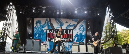 Social Distortion // Photo by Debi Del Grande