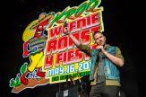 KROQ Weenie Roast y Fiesta // Photo by Samantha Saturday