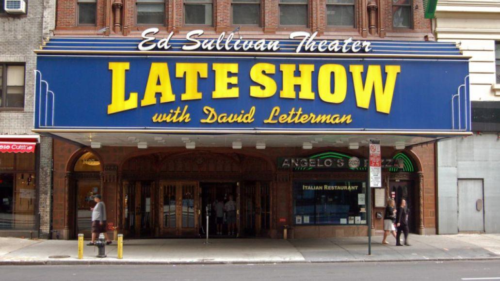 the late show letterman Goodnight, David Letterman: A Celebration