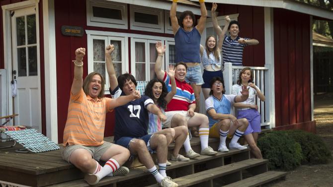wet hot american summer cast netflix Heres our first look at the Wet Hot American Summer prequel