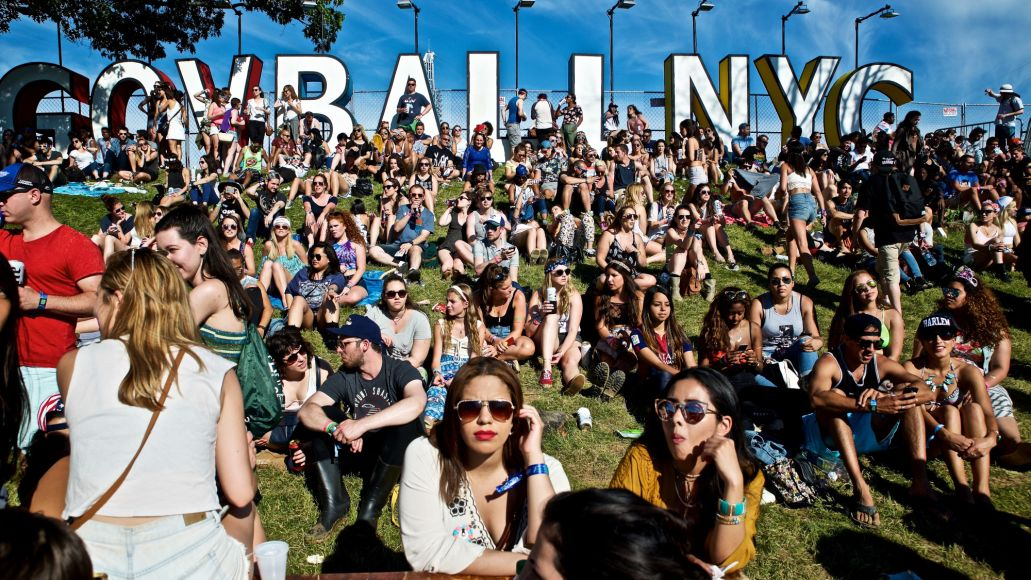 The 2015 Governors Ball Music Festival New York - Day 2