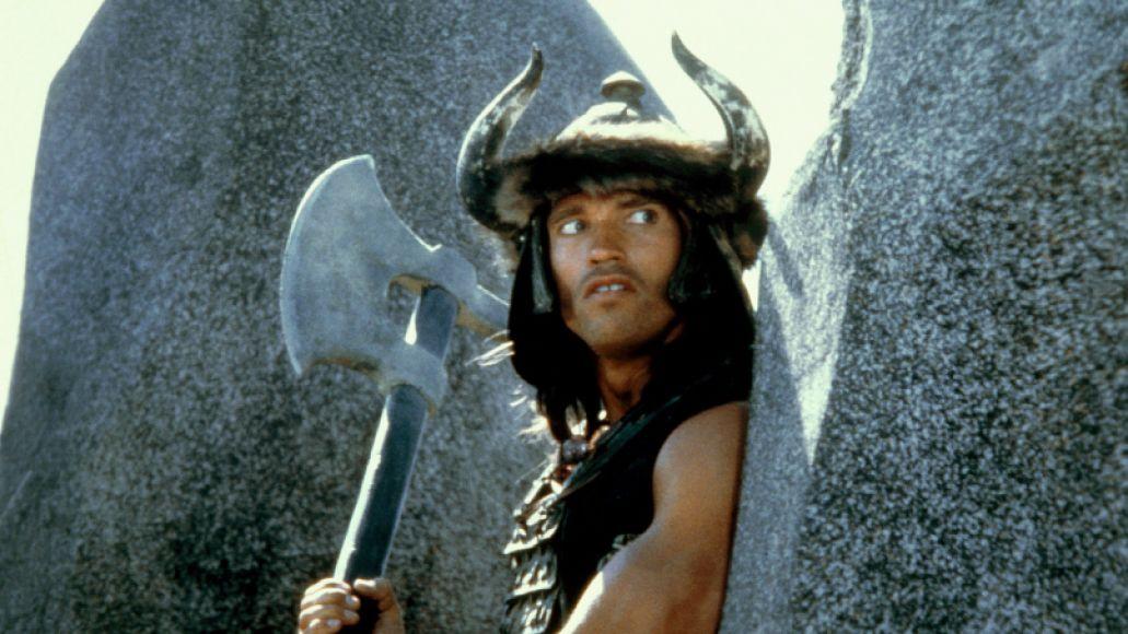 conan the barbarian Arnold Schwarzeneggers Top 10 Performances
