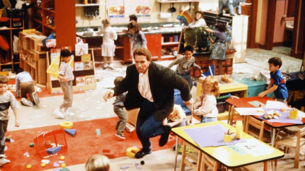 kindergarten cop Arnold Schwarzeneggers Top 10 Performances