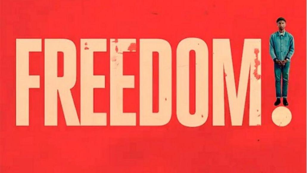 Pharrell Freedom Song Listen