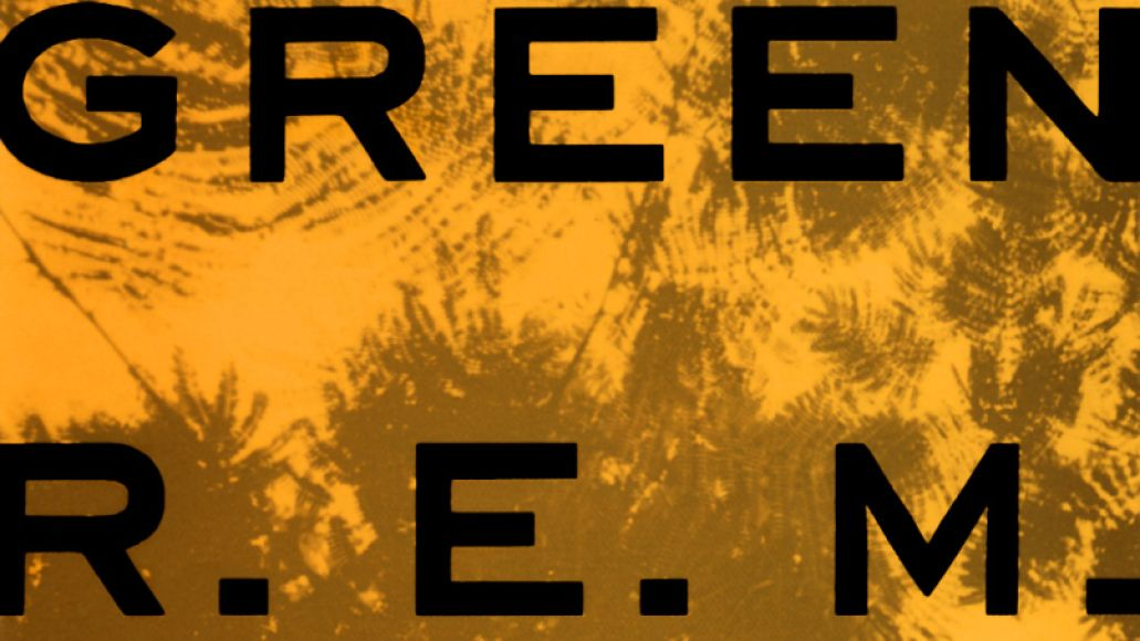 r e m green Ranking: Every R.E.M. Album from Worst to Best