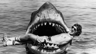 spielberg jaws e1434686107808 Boat From Jaws Being Rebuilt to Study Sharks