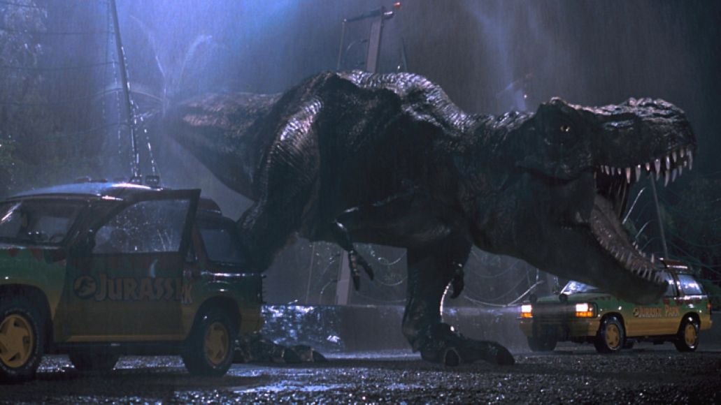 t rex jurassic park Ranking: The Dinosaurs of Jurassic Park From Worst to Best