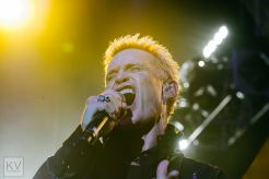 Billy Idol // Photograph by Clarissa Villondo