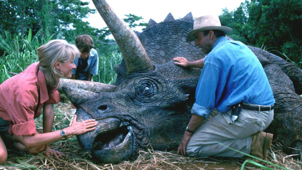 triceratops jurassic park Ranking: The Dinosaurs of Jurassic Park From Worst to Best