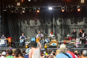 The Decemberists // Photo by Philip Cosores
