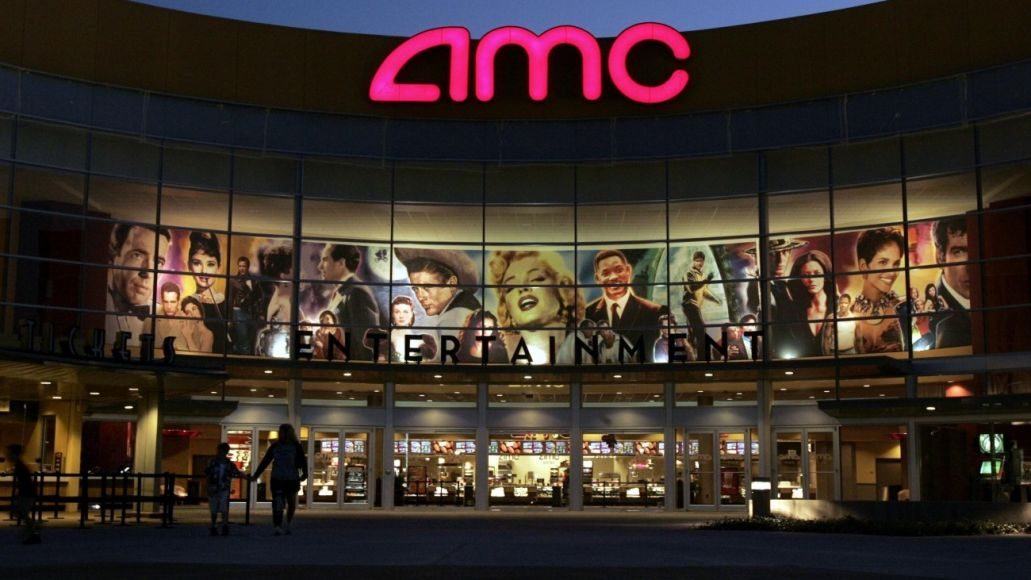 amc theatres The Movie Theater vs. The Couch: The War for Film