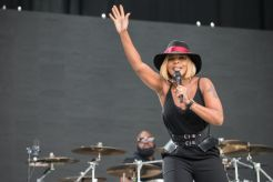 Mary J. Blige // Photo by Nathan Dainty/VeryCreative