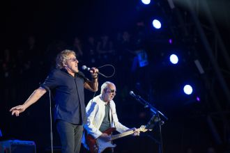 The Who // Photo by Nathan Dainty/VeryCreative