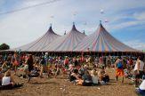 John Peel Stage // Photo by Maja Smiejowska