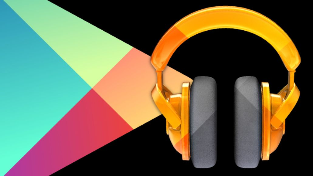 google play music 1920 Music Streaming for Dummies: A Consumers Guide