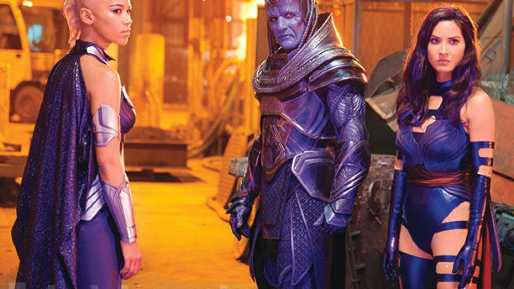 oscar issac 1373 ew Apocalypse rises, Psylocke stuns in new image from X Men: Apocalypse