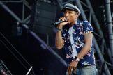 Pharrell Williams // Photo by Maja Smiejowska