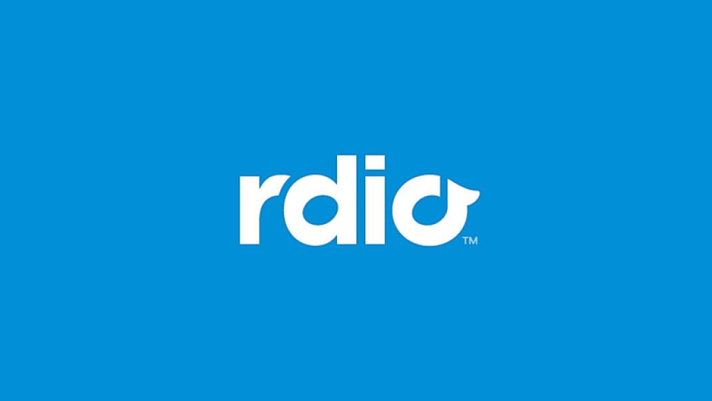 rdio nimblechapps Music Streaming for Dummies: A Consumers Guide
