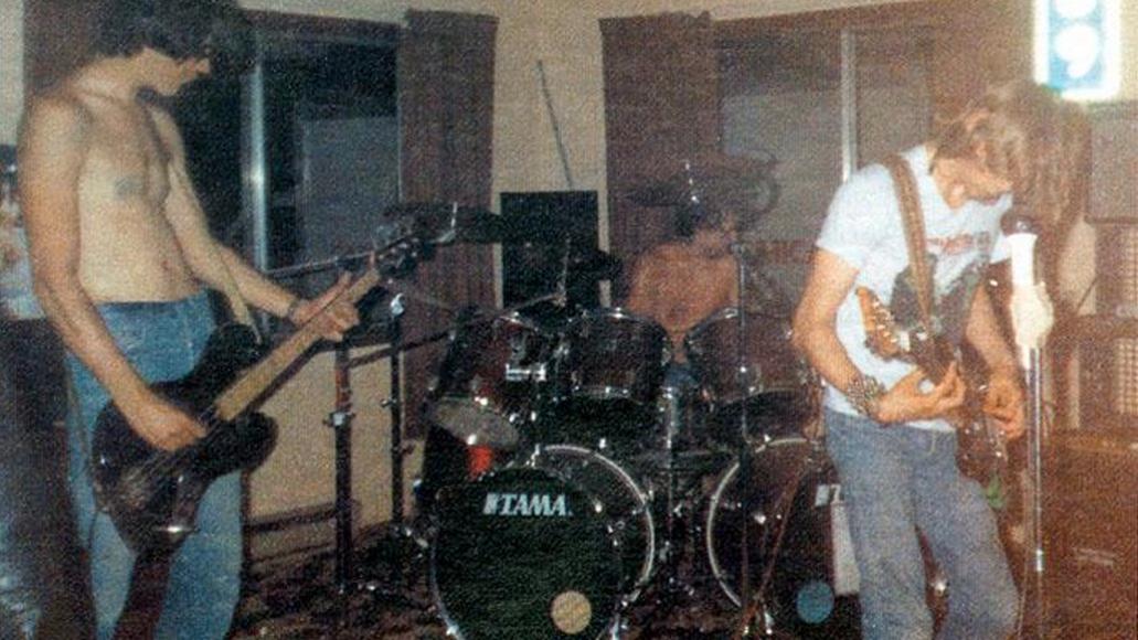 Nirvana first show