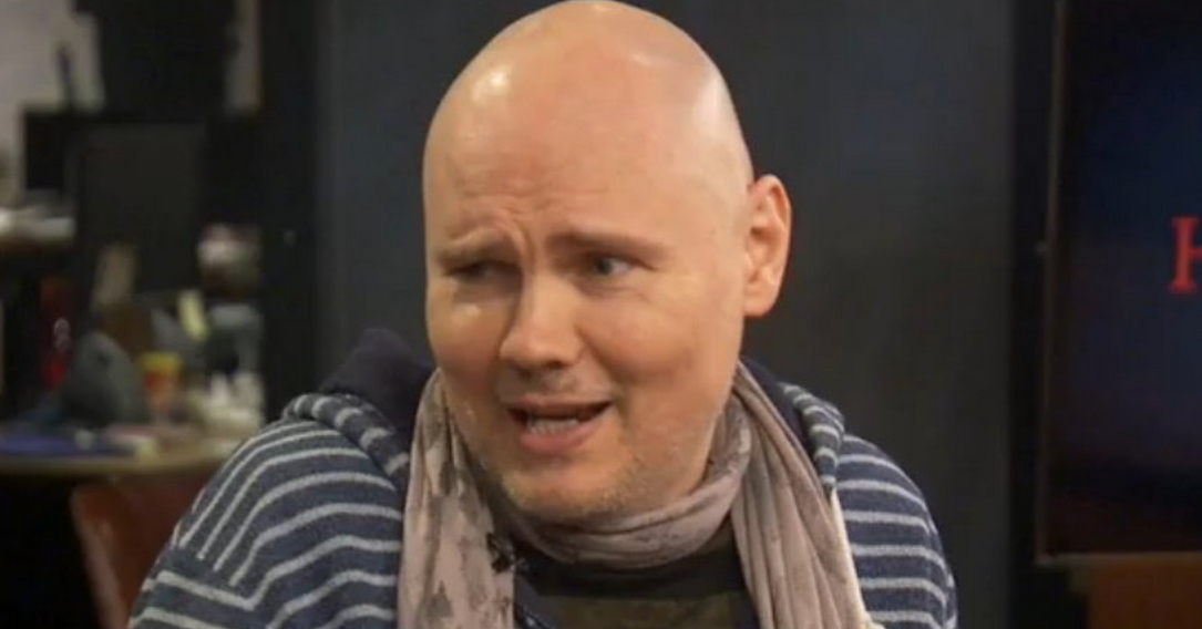 "Billy Corgan defends Trump, blasts ""fake news"" in new interview"