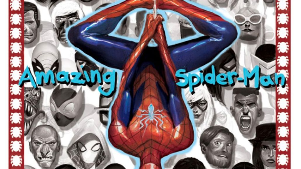 spiderman Marvel reimagines famous rap albums with comic book characters
