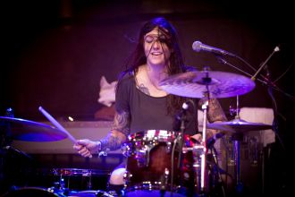 The Coathangers // Photo by Pete Vandenbelt
