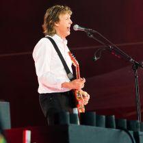 Paul McCartney // Photo by Philip Cosores