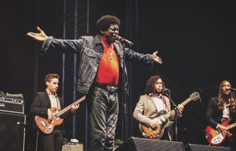 Charles Bradley // Photo by Autumn Andel