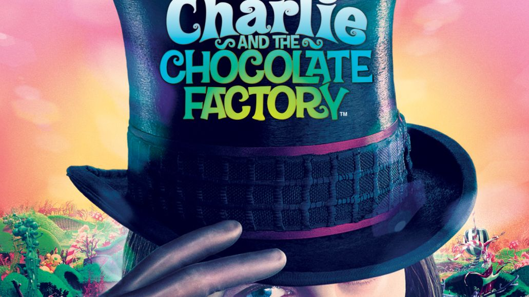 charlie and the chocolate factory poster artwork johnny depp freddie highmore david kelly Has Charlie and the Chocolate Factory Sweetened with Age?