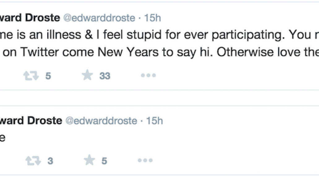 droste taylor swift twitter beef 6th Grizzly Bears Ed Droste quits Twitter after being harassed by Taylor Swift fans